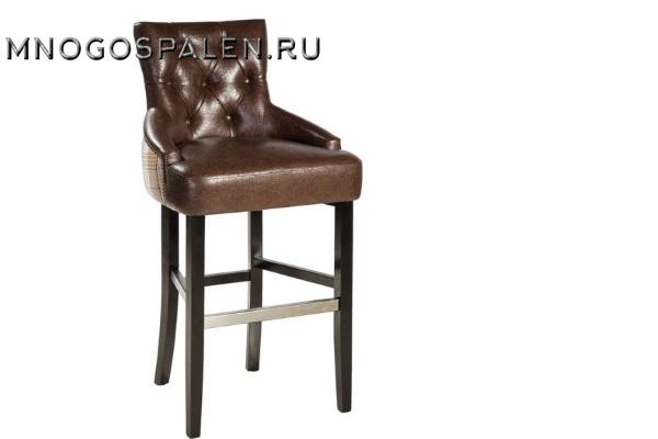 Кресло барное Шарлотт купить в салоне-студии мебели Барселона mnogospalen.ru много спален мебель Италии классические современные
