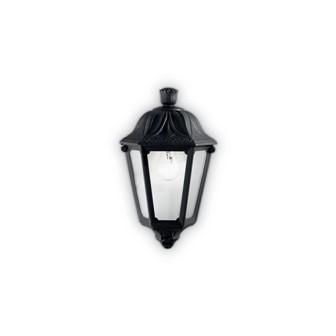 Уличный светильник ANNA AP1 SMALL NERO Ideal Lux купить в салоне-студии мебели Барселона mnogospalen.ru много спален мебель Италии классические современные