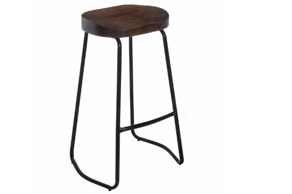 Барный стул Bonn Bar-75 CColI T-3411-30 купить в салоне-студии мебели Барселона mnogospalen.ru много спален мебель Италии классические современные