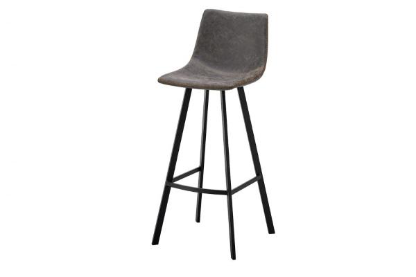 Барный стул CQ-8307А-6 grey купить в салоне-студии мебели Барселона mnogospalen.ru много спален мебель Италии классические современные